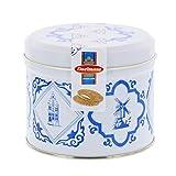 Daelmans 8 Stroopwafels, Blaue Keksdose 230g, 1er Pack