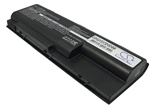 CS-HDV8000NB Batería para portátil 4400mAh Compatible con [HP] Pavilion dv8000, Pavilion dv8000t, Pavilion dv8000z, Pavilion dv8002ea, Pavilion dv8005ea, Pavilion dv8010ea, Pavilion dv8013cl, Pavilio