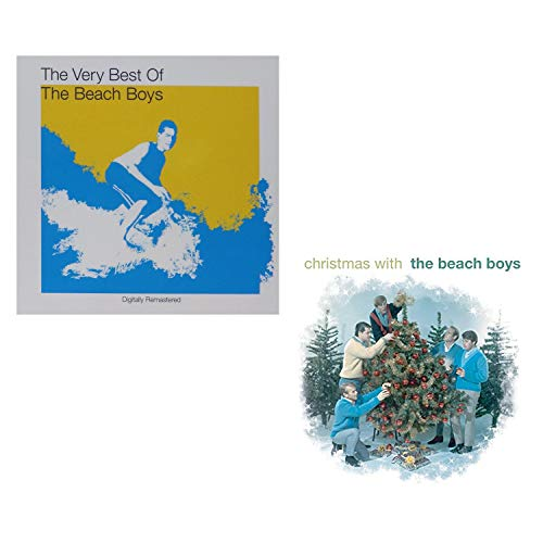 Very Best Of - Christmas With the Beach Boys (Greatest Hits) - Beach Boys 2 CD Album Bundling