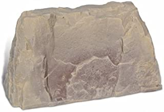 Dekorra Fake Rock Backflow Cover Model 110 Sandstone