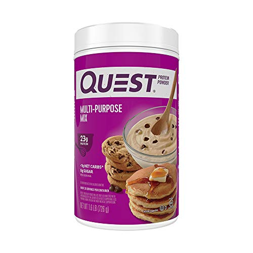 Quest Nutrition Multi-purpose Protein Powder Now $14.23 (Retail $28.99)
