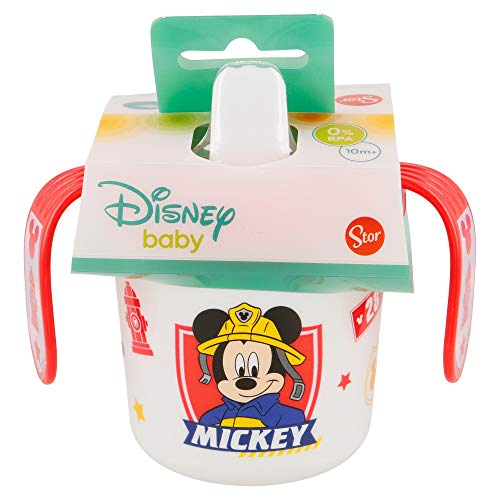 Mickey Mouse st-44085 Tasse entraînement 250 ml to the Rescue '