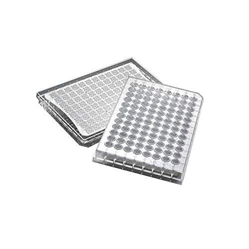 Merck Millipore MAPHN0B50 Multiscreen Membranplatte, 96 Brunnen, 0,65 μm Poren, 50 Stück