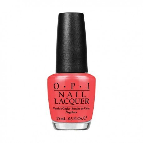 OPI Nail Lacquer, Kiss Me I'm Brazilian - NL A68, 0.5 Fluid Ounce by OPI Products, Inc.