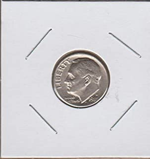 1983 D Roosevelt (1946 to Date) Dime Choice Fine Details