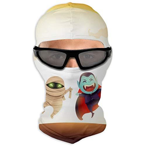 N/Een Full Face Masker Halloween Kids Kostuum Party Hood Zonnebrandcrème Masker Dubbele Laag Koud Voor Mannen En Vrouwen