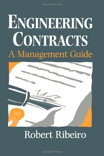Engineering Contracts (English Edition)