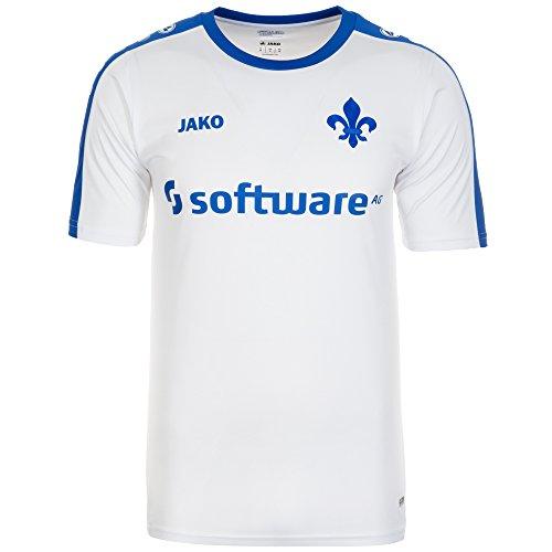 JAKO Herren Trikot Away 2016/2017 Sv Darmstadt 98, weiß, XL-52/54