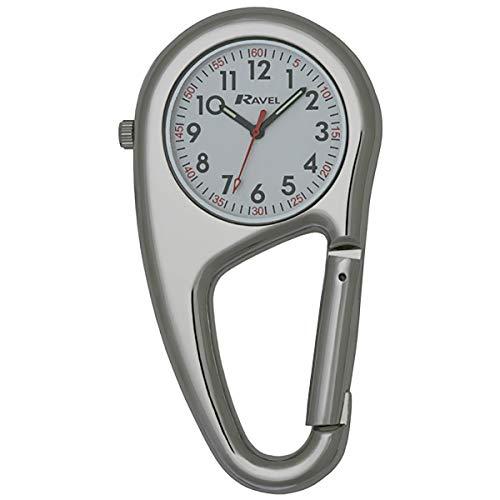 Timeline Press - Reloj de Cuarzo Unisex, Correa de Acero Inoxidable Color Plateado