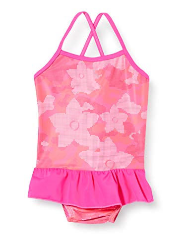 Lego Wear Lwangela UV Lsf 50 Plus Maillots de Bain, Rose (Dark Pink 474), 104 Bébé Fille