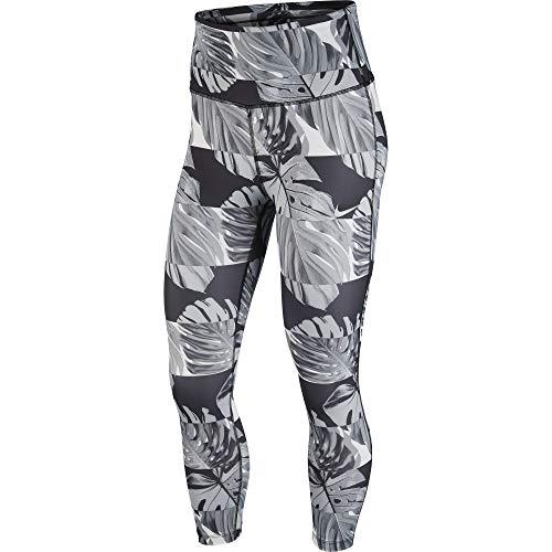 Nike Mallas de correr de talle alto con ajuste rápido. - gris - Medium