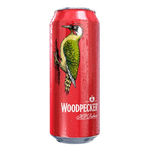 Woodpecker Apple Cider (24 x 500ml)