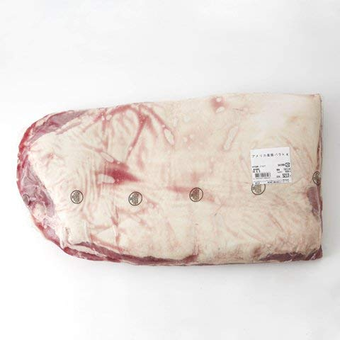 MC 豚バラ 1kg 【冷凍・冷蔵】 3個