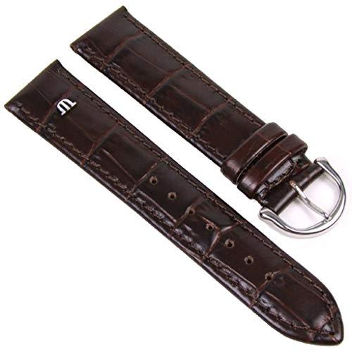 Maurice Lacroix ML-22315-14S - Correa para reloj, piel, color marrón