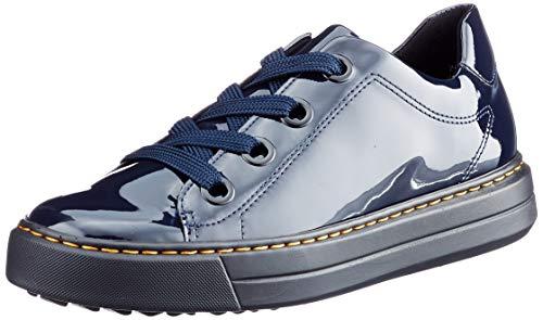 ARA Damen Courtyard Sneaker, BLAU,40 EU Weit