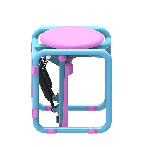 MG REAL Cinta de Correr Máquina de Remo Multifuncional pequeña Pequeña Máquina elíptica Ellíptica Máquina Elíptica Mini Ejercicio Equipo de Fitness,Rosado