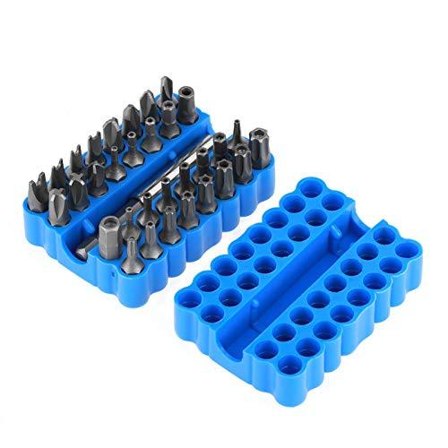 33 unids/set destornillador hueco en forma de cruz destornillador en forma de U multifuncional precisión de seguridad hueca