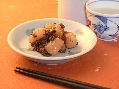 梅肉らっきょう ごま風味 【2kg】 【業務用】国産 福井県産ラッキョウ