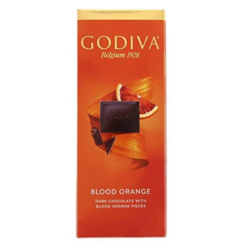 Godiva   Tableta   Naranja Sangre   90gr / 3.17oz   De Bélgica