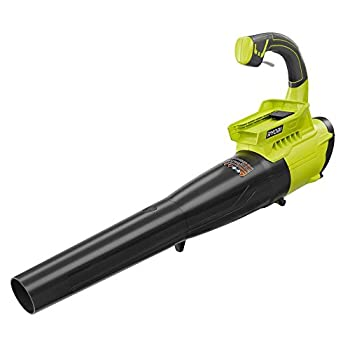 Ryobi RY40402A 155 mph 300 CFM 40-Volt Lithium-ion Cordless Jet Fan Blower  TOOL ONLY- Battery and Charger NOT included
