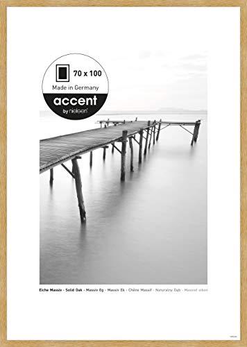Nielsen Accent Holz Bilderrahmen Scandic, 70x100 cm, Eiche
