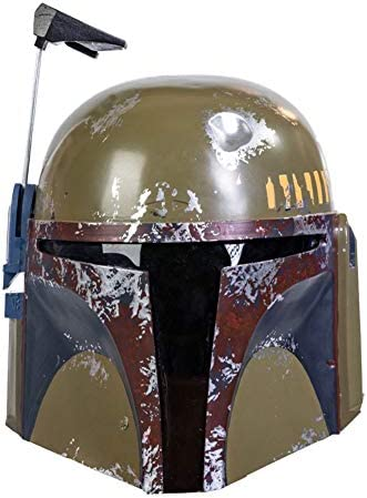 Boba Fett Helmet Mask Costume Props for SW Collectible Green product image