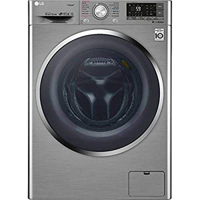 smart washer and dryer set