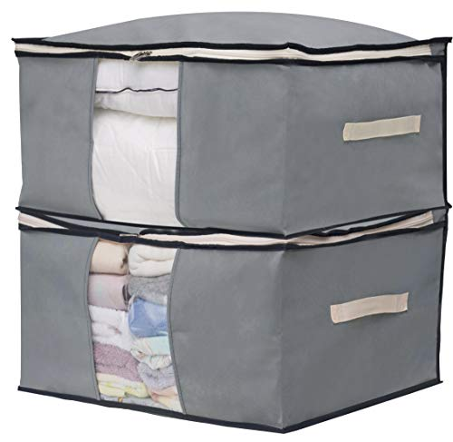 Storage Organizing Bag for Pillows, Duvet Cover, Clothing and More Now $5.99 (Was $59.95)