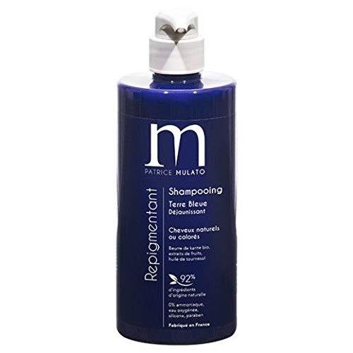 Mulato MUL044 Shampooing Repigmentant Terre Bleu...