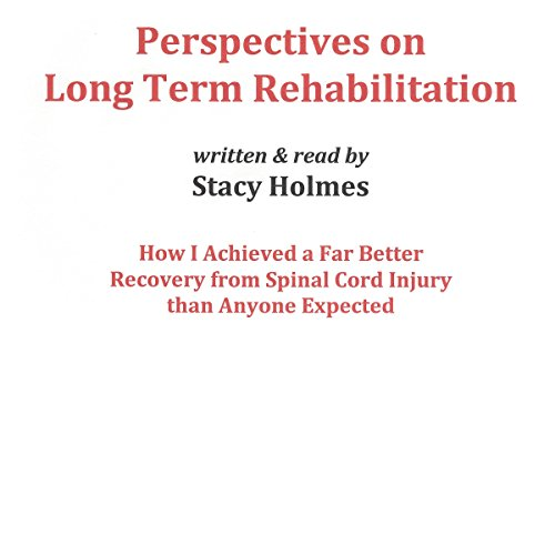 Perspectives on Long Term Rehabilitation audiobook cover art
