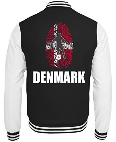 Camiseta de la selección Alemana de Rusia 2018, para Fans daneses, fútbol,...