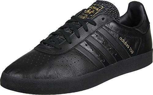 adidas 350, Zapatillas de Deporte Unisex Adulto, Negro (Negbas/Negbas/Negbas), 37 1/3 EU