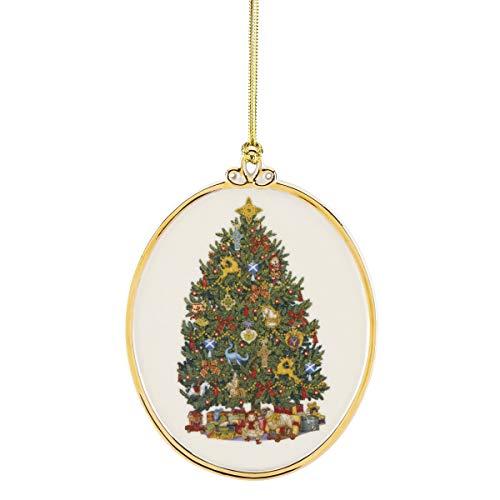 Lenox 884432 2019 Trees Around the World Scotland Ornament