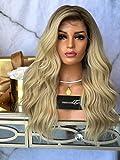 wig Formas de Senos de Silicona Tetas Falsas realistas Prótesis de Senos Falsas Mastectomía Inserciones de sostén para Personas transexuales Travestis Cosplay (Antiadherente),16inches