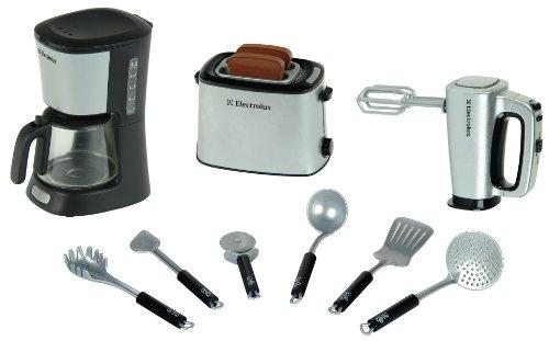 Klein - 9220 - Jeu d'imitation - Set appareils et ustensiles de cuisine Electrolux