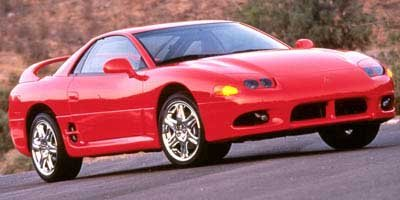 1998 Mitsubishi 3000GT, 2-Door GT Automatic Transmission ...