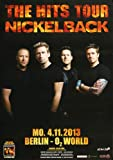 Nickelback - The Hit Tour, Berlin 2013 »