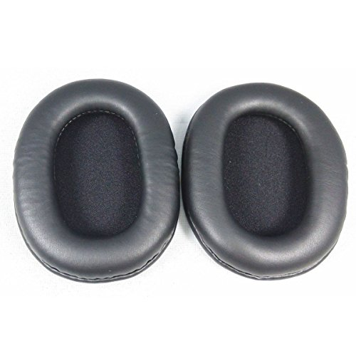 WINOMO Remplacement PU Mousse Casque Oreillettes Pad pour Sony MDR-7506 MDR-V6