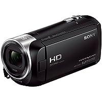 """Sony Handycam HDR-CX405 - Videocámara de 9.2 MP (Pantalla de 2.7"""", Zoom óptico 30x, estabilizador óptico, vídeo Full HD), Negro"""