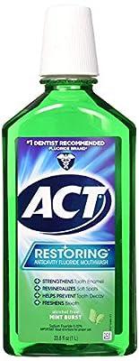 ACT Restoring Anticavity Fluoride