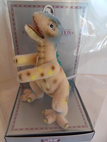 Steiff - 401718 - Tyros, Dinosaurier, T-Rex, Replik, Mohair