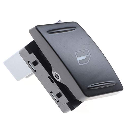 RelaxToday Interruptor de Ventana de Coche, Elevador de Ventana eléctrico, para Skoda Octavia MK2 1Z 2004-2013,Interruptor deControl de Ventana deCoche, Accesorios de Coche