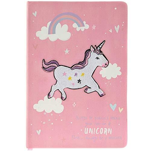 Libreta de unicornio Fluffy