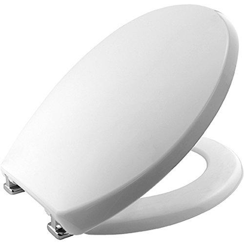 Bemis 2850ZCPT000 Buxton STA-TITE Sedile Copriwater Universale, Bianco