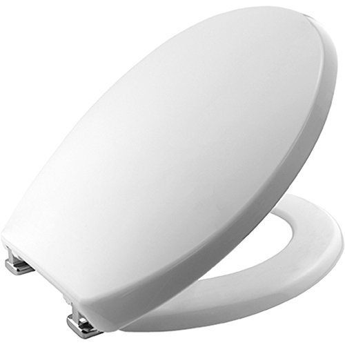 Bemis Buxton STA-TITE Sedile Copriwater Universale, Bianco
