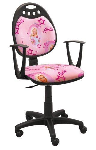 Best For Kids Kinderschreibtischstuhl Stuhl Kinder-Drehstuhl Super Design PRINCESS GIRL