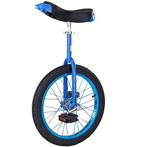 L&WB Azul 16'Niños, 18' 20'Bicicleta para Adultos Adolescentes, Bicicleta De 24' para Personas Grandes, Marco De Acero Fuerte Y Rueda De Aleación,24inch