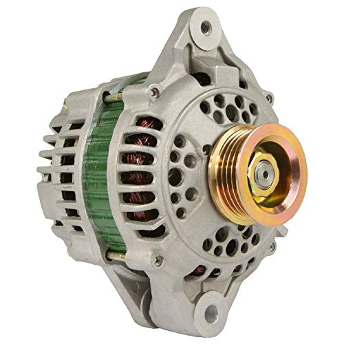 DB Electrical AHI0007 Alternator Compatible With/Replacement For 3.2L Honda Passport 1994 1995 1996, Isuzu Rodeo 1993 1994 1995 1996 LR160-726 334-1230 112977 10464209 LR160-726