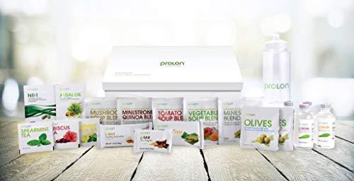 ProLon® - Kit Dieta que Imita el Ayuno del prof. Valter Longo
