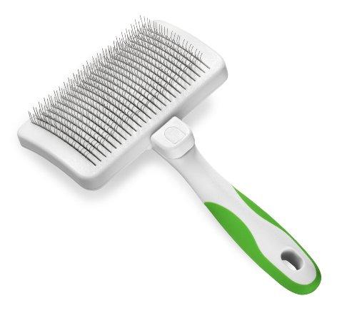 Andis Pet Self-Cleaning Animal Slicker Brush (40160)